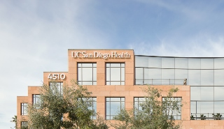 Picture of UC San Diego Health clinic