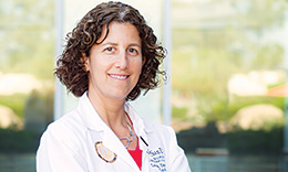 Lori Daniels, MD is just one of our many physicians dedicated to world-class patient care