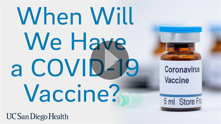 Video: When Will We Have a COVID-19 Vaccine? Click to play