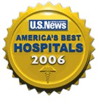 America's Best Hospitals 2006