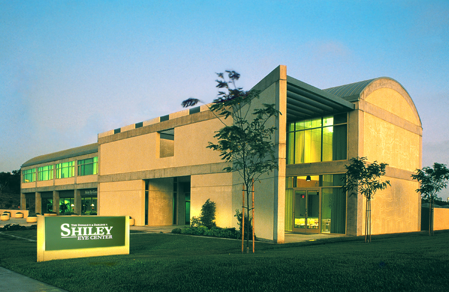 UCSD's Shiley Eye Center