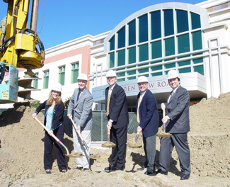 Groundbreaking for RadOnc