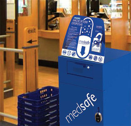 MedSafe box