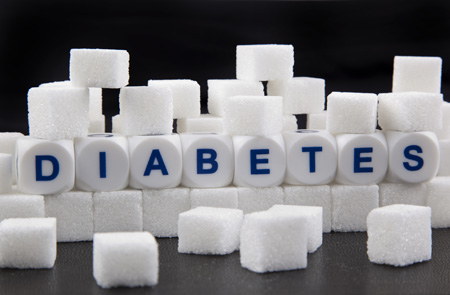 diabetes sugar cubes