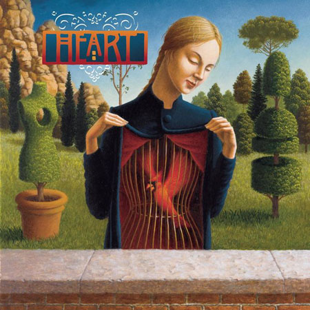 Heart album cover