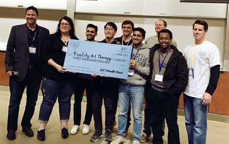 UC Health Hack winners
