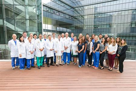 The Sulpizio Cardiovascular Center's Heart Tranplant Team