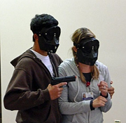 Active Shooter Drill Hostage