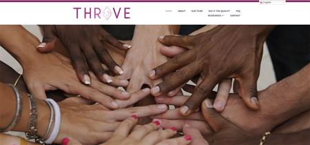 THRIVE Study web page