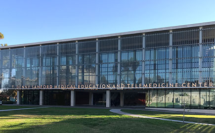 T. Denny Sanford Medical Education and Telemedicine Center at UC San Diego School of Medicine