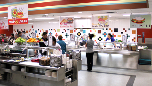 Food Services manages all cafeteria, catering and patient meal ...