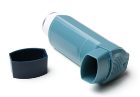 Image of an inhaler.