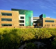 Moores Cancer Center building